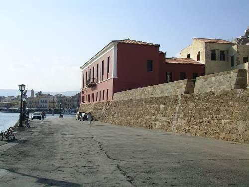 Ansicht der Firkas Bastion
