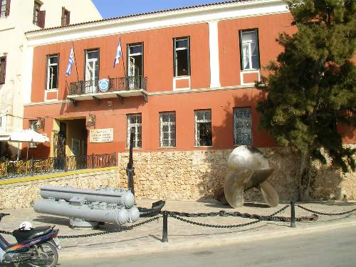 The Naval  Museum at the Firkas Bastion