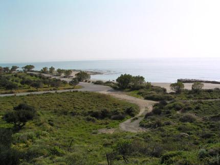 Der Strand von Xerokampos