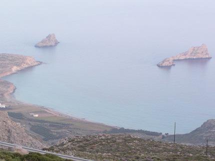 View of Xerokampos