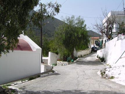 Το χωριό Λάστρος