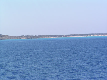 Chrisi Island