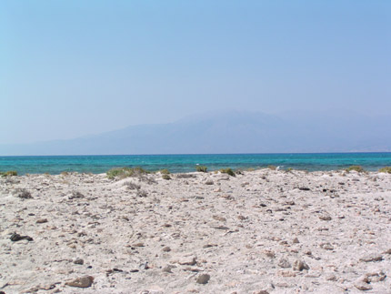 Βραχώδης παραλία