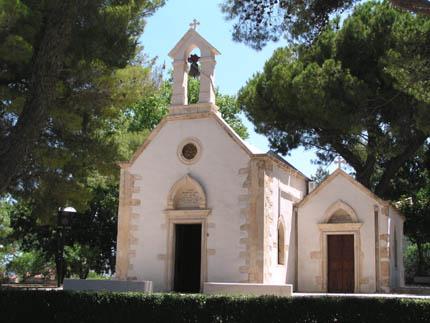 Η εκκλησία του Προφήτη Ηλία