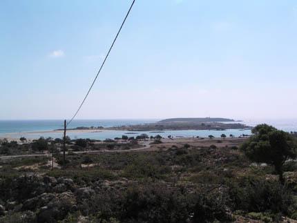 Elafonisi Island