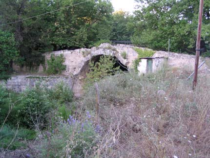 The Greco-Roman Bridge in Vrises