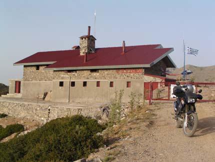 Berghütte Kalergis