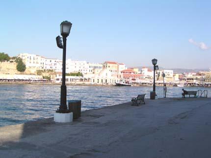 Το Ενετικό Λιμάνι των Χανίων