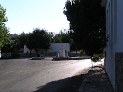 Η πλατεία της Ανώπολης