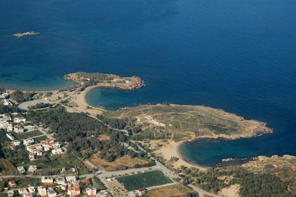 Agioi Apostoloi beach