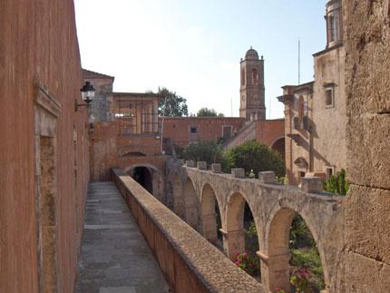 Das Kloster Agia Triada