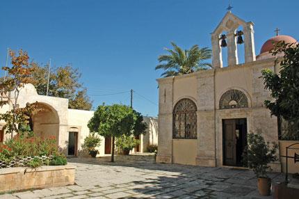 Το Μοναστήρι της Χρυσοπηγής