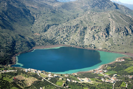 Kournas Lake