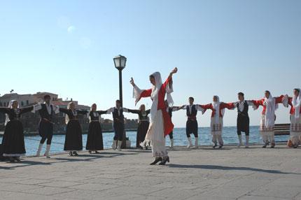 Cretan Dancer
