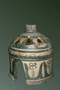 Late Minoan Incense Burner
