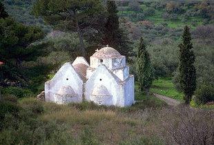 Afentis Christos- oder Metamorphosis-Kirche, Exo Mouliana