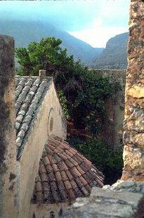 Lower Preveli Monastery, Rethimnon