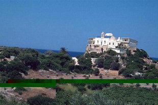 Chrisoskalitissa-Kloster in Kissamos
