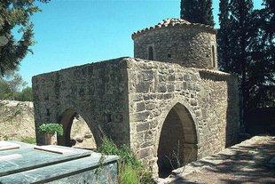 Agios Pavlos Churrh in Agios Ioannis