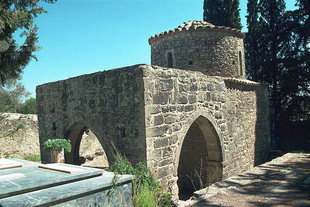 L'église d'Agios Pavlos dans d'Agios Ioannis
