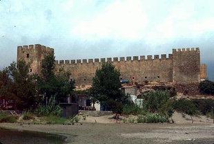 Le fort Vénitien de Frangokastello