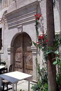 Portale veneziano a Rethimnon