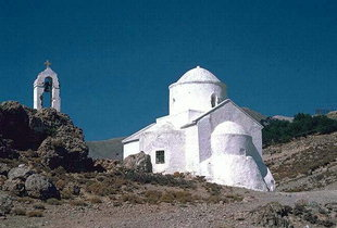 Agii Apostoli Church in Hora Sfakion