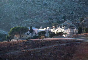 Das Preveli-Kloster