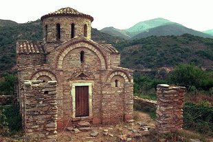 The Panagia Church in Fodele