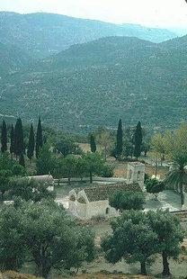 Das Vrondisi-Kloster