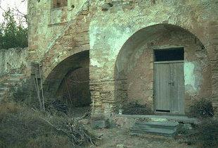 La villa Vénitienne Trevisan près de Drapanias