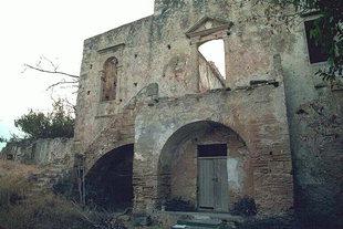 La villa veneziana Trevisan nei pressi di Drapaniàs