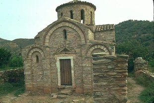 The church of the Panagia, Fodele