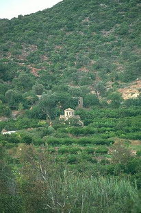 The Panagia Church, Fodele