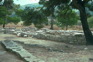 The Minoan site of Tilisos