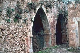 Katholiko Monastery, Akrotiri, Chania