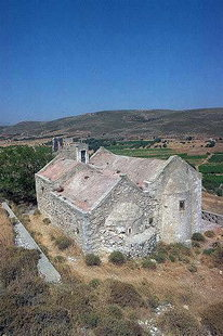 The Venetian church near the villa, Handras