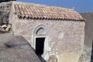 L'église de Michael Archangelos dans l'église d'Agios Thomas
