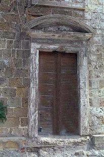 The Venetian church of San Rocco, Chania