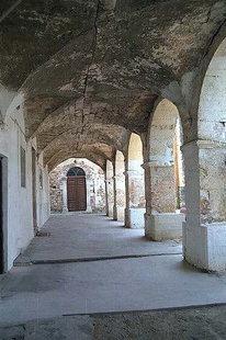 Das ehemalige Agios Nikolaos-Kloster in Splantzia, Chania