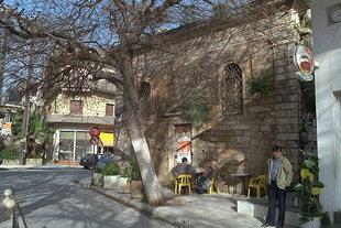 Η Βενετική εκκλησία του  San Rocco, Χανιά
