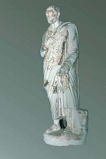 Roman statue, 250 AD
