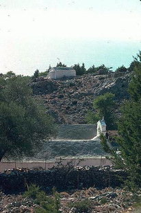 Le Chiese di Agios Ioannis e di Panagìa, ad Agios Ioannis, Aràdena