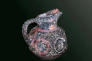 Prepalatial-style pottery