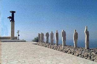 Kriegerdenkmal vom 2. Weltkrieg, Arvi