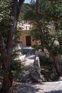 Das Kloster Panagia Spiliotisa, Agios Vasilios