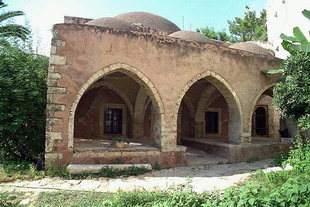The Kara Musa Mosque in Rethimnon