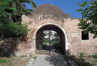 Die Kara Musa-Moschee in Rethimnon