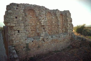 Byzantine remains in Aptera