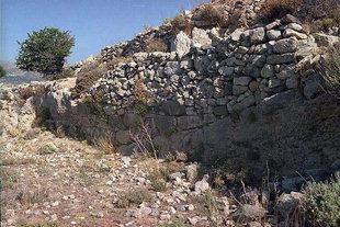 Ruines à Pressos